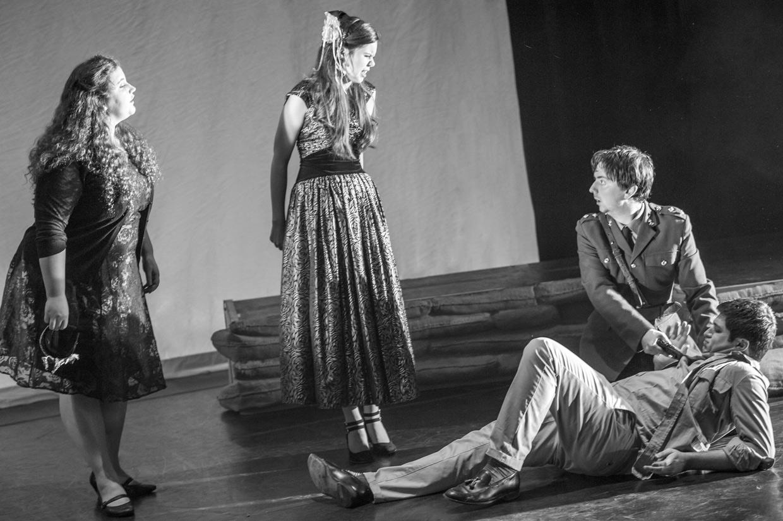 Don Giovanni - Follow the gaze