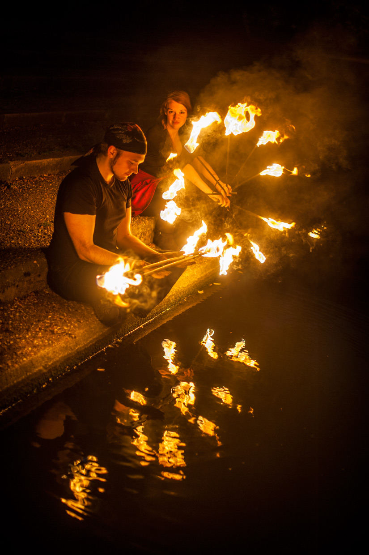 hjorthmedh-fire-reflection