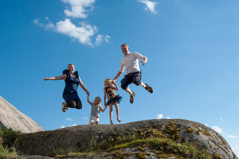 hjorthmedh-smaland-2014-family-jump
