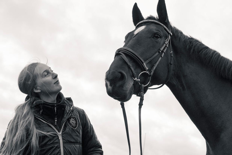 hjorthmedh-equestrian-cousin-horse-listening