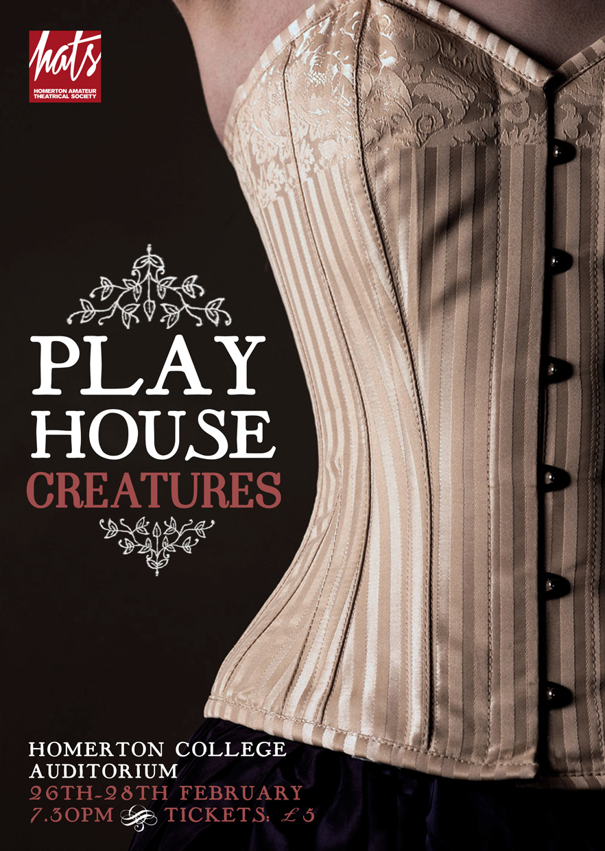 hjorthmedh-playhousecreaturesposter-by-hannah-grace-taylor
