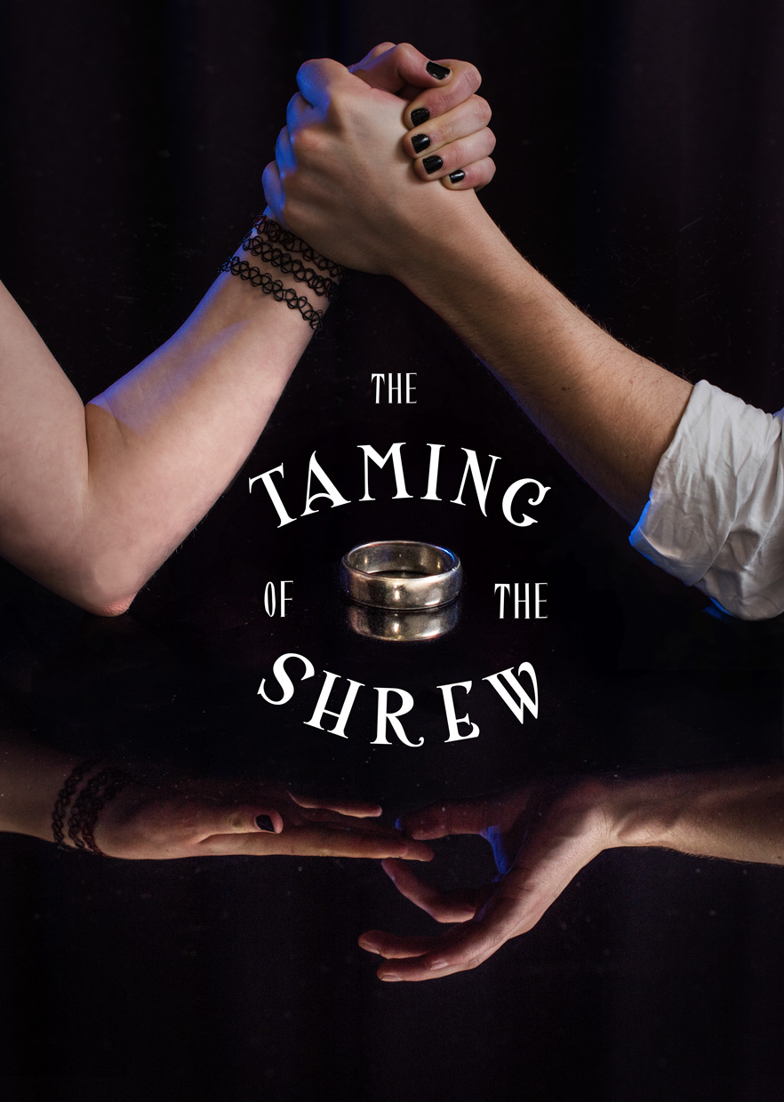 hjorthmedh-taming-of-the-shrew-poster