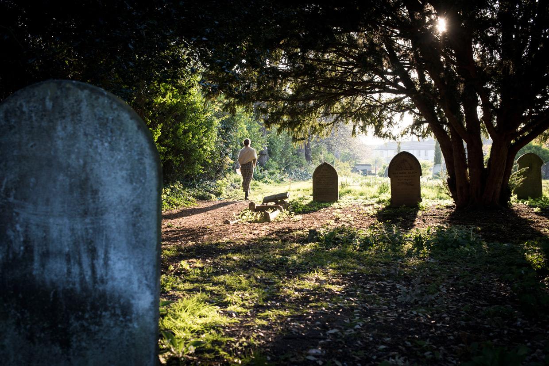 hjorthmed-the-turn-of-the-screw-cemetery-walking-away