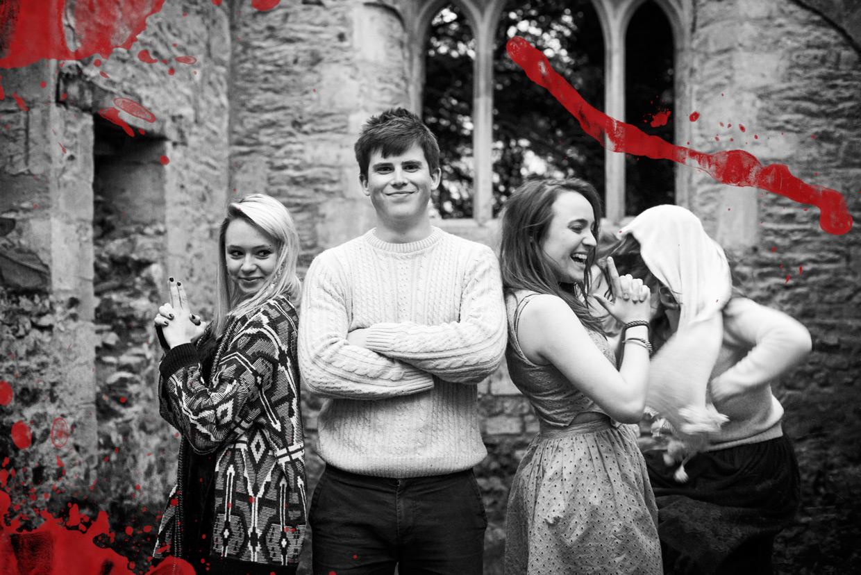 hjorthmedh-blood-wedding-church-silly-1