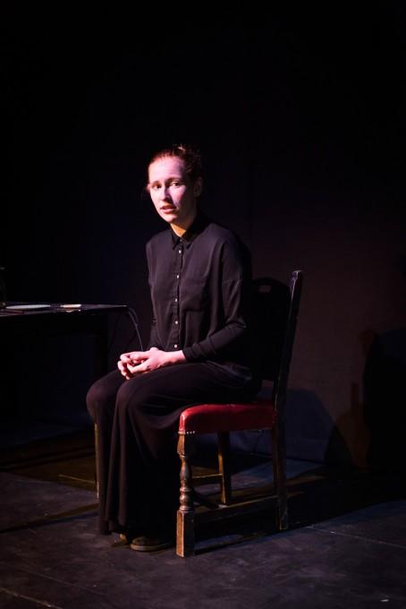 Clara as a nun
