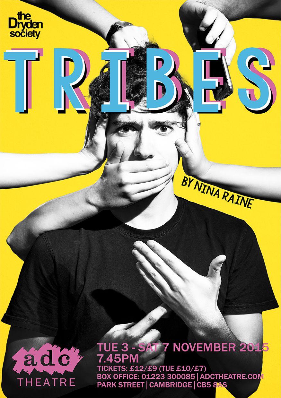 hjorthmedh-tribes-photoshoot-poster