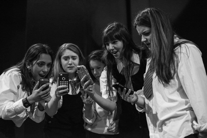 Gabrielle McGuinness, Laura Pujos, Niamh Curran, Rebecca Metzer, Cecily Pierce