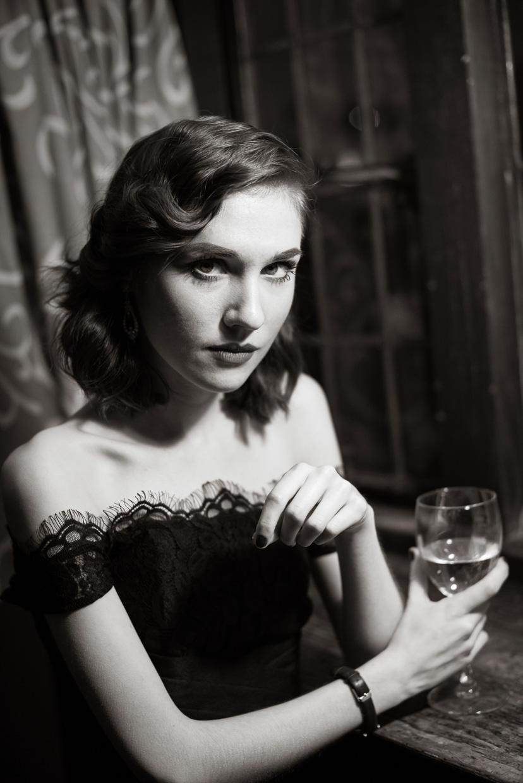 Portrait of Hannah Taylor