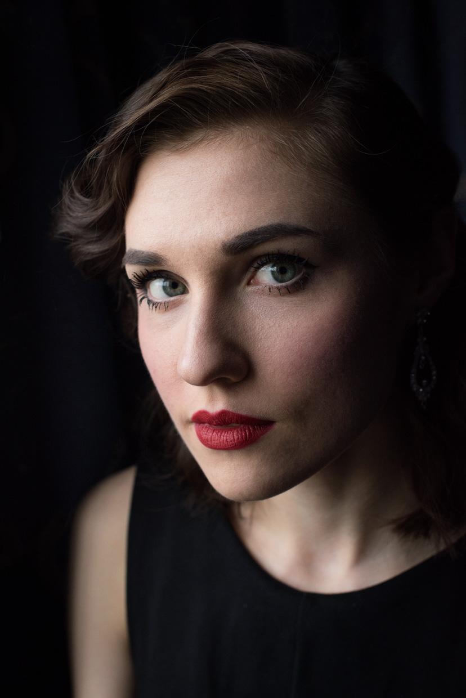 Portrait of Hannah Grace Taylor