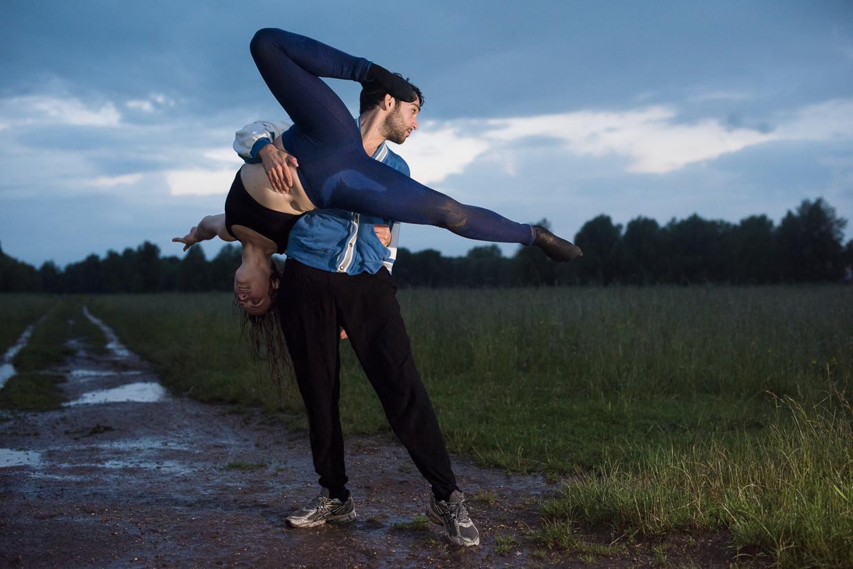 Lucy McMahon and Jonathan Franklin