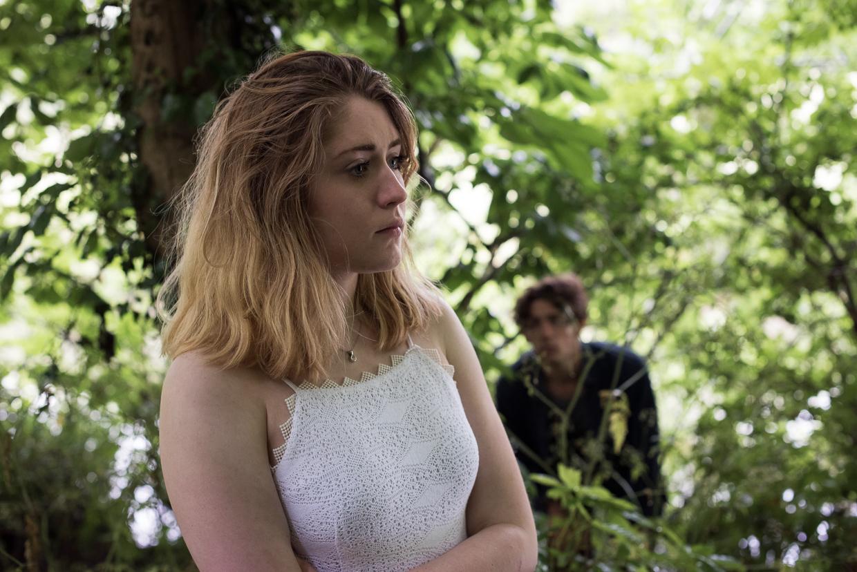Ophelia and Hamlet