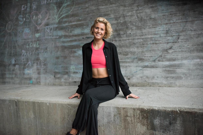 Portrait of Lenita Larsson
